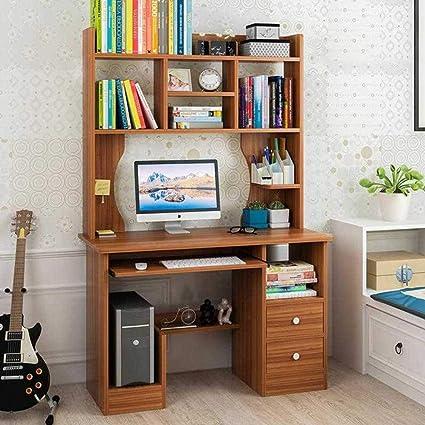 WHJB pour Bois Bureau YQ D'ordinateur Petits Les Espaces T1cKlFJ3