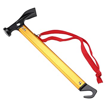 Tent Peg Puller Outdoor C&ing Tent Peg Stake Puller Extractor Multi-function C&ing Tool (  sc 1 st  Amazon.ca & Tent Peg Puller Outdoor Camping Tent Peg Stake Puller Extractor ...