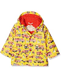 Hatley Kids Raincoat - Fire Trucks