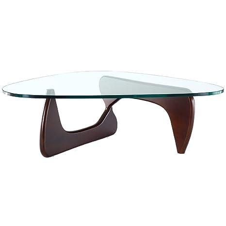 Noguchi Glass Coffee Table 4