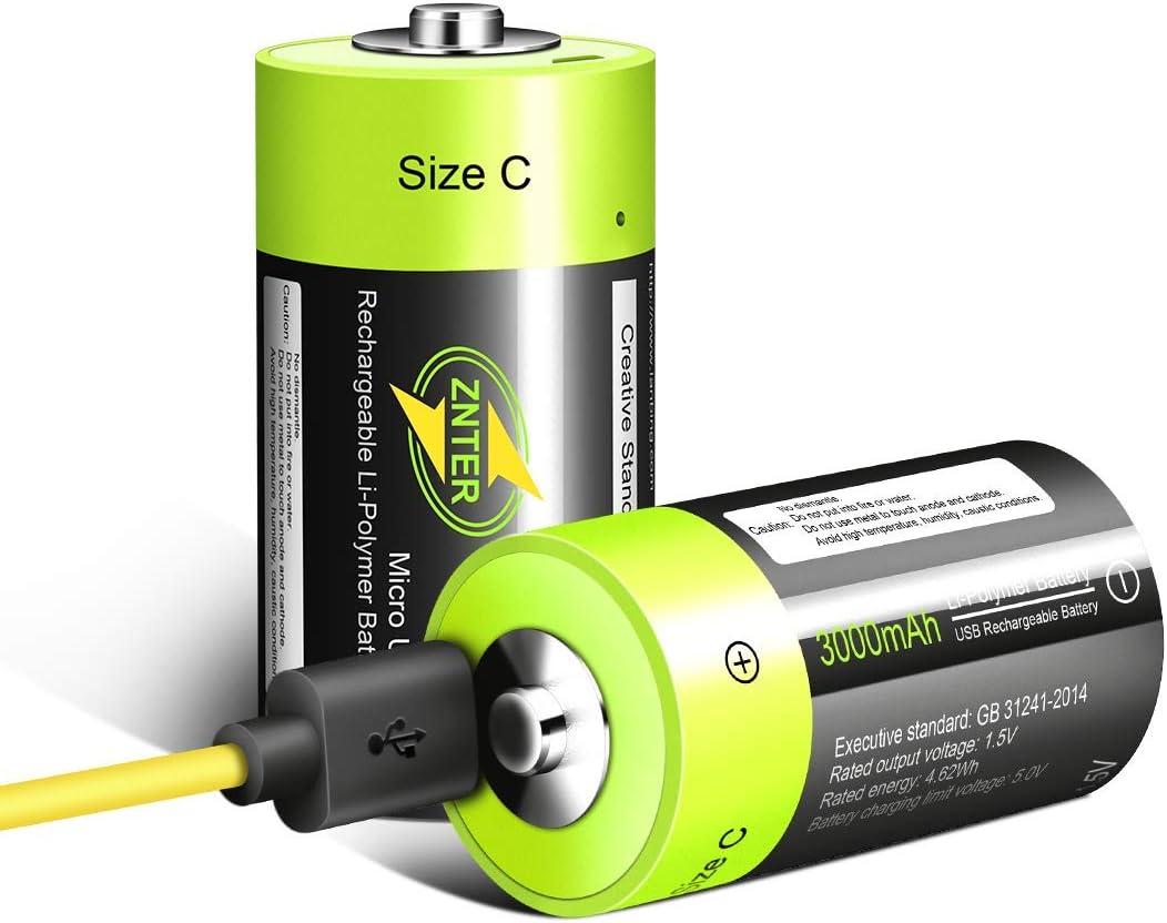Hitrends Lithium C Battery 1 5 V Elektronik