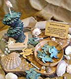Sea Turtle Memory Sculpture Wedding Guest Book Alternative