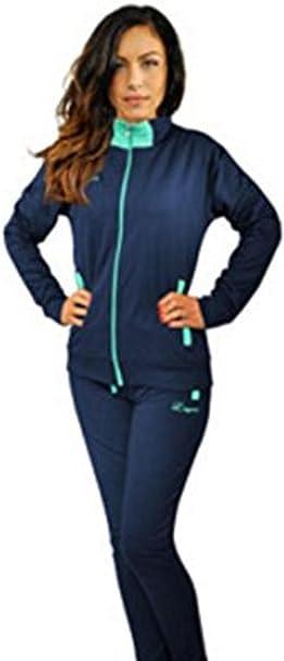 LEGEA - Chándal - para mujer azul/verde XS: Amazon.es: Ropa y ...