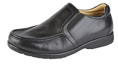 Roamer - Mocasines de Piel para Hombre: Amazon.es: Zapatos y complementos