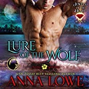 Lure of the Wolf: Aloha Shifters, Jewels of the Heart, Book 2 | Anna Lowe