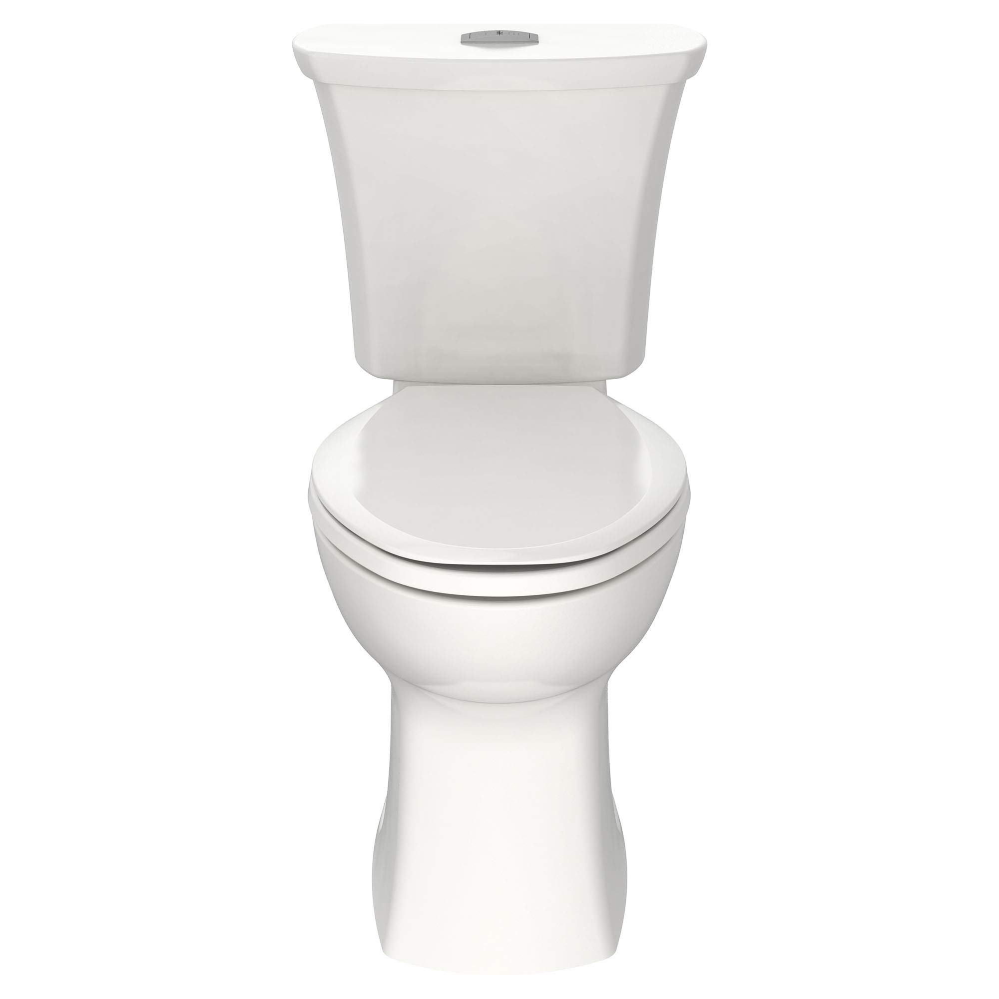 American Standard 204AA200.020 Edgemere Right Height Elongated Dual Flush Toilet White