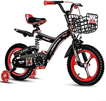 Xiaoping Las Bicicletas de los niños, 3-8 años del niño de la ...