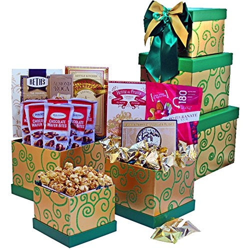 Sweet Success Cookie, Candy and Snacks Gift - Gifts Christmas Business