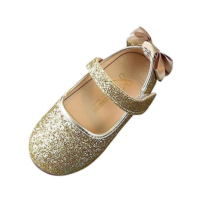 Amazon.com: moonker zapatos de bebé para 0 – 5 años de edad ...