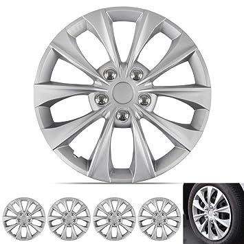 """BDK Blue – Cubierta de rueda tapacubos para ruedas de 16 """" – Fijación EZ"""