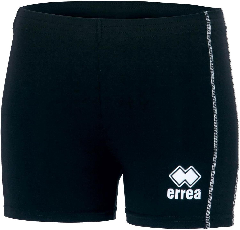 Farbe schwarz Erre/à Premier Sporthose /· kurz Gr/ö/ße S