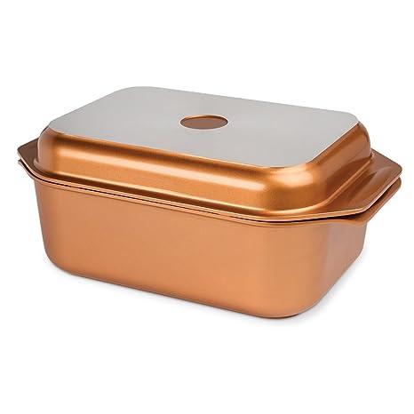 Thane Wonder - Posavasos para estufa de horno y barbacoa (9 L) extra grande