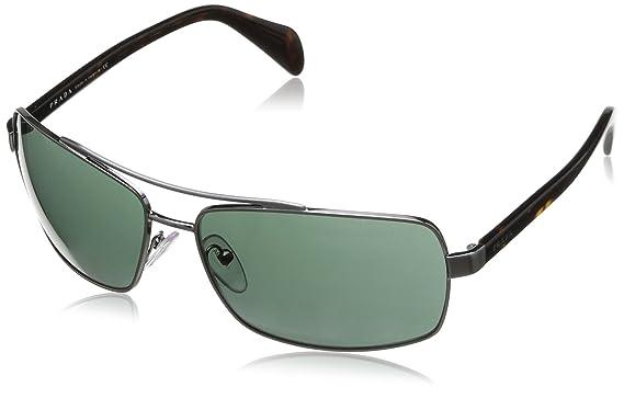 Prada - Gafas de sol Rectangulares Mod. 55Qs Sole para mujer ...