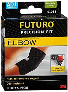 3M Futuro Infinity Precision Fit Elbow Support Adj, 01038EN