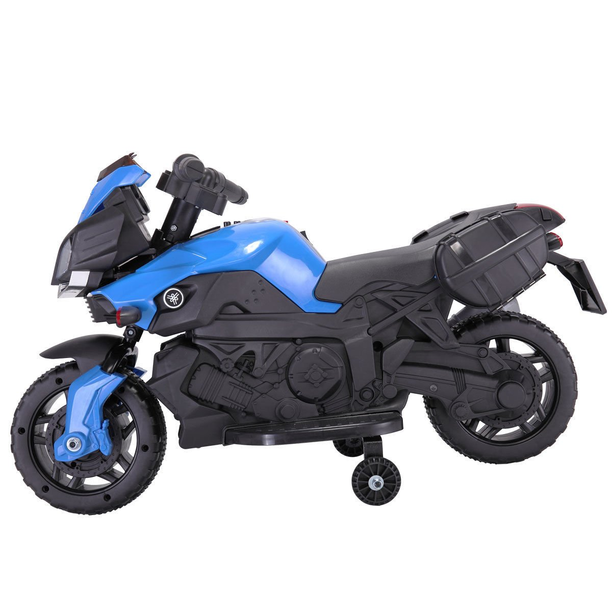 Kids Ride Drive 4 Wheel Go-Kart Motorcycle Electric Powered Outdoor Bicycle Toy | Go Kart Ride-on For Children 3–7 Years