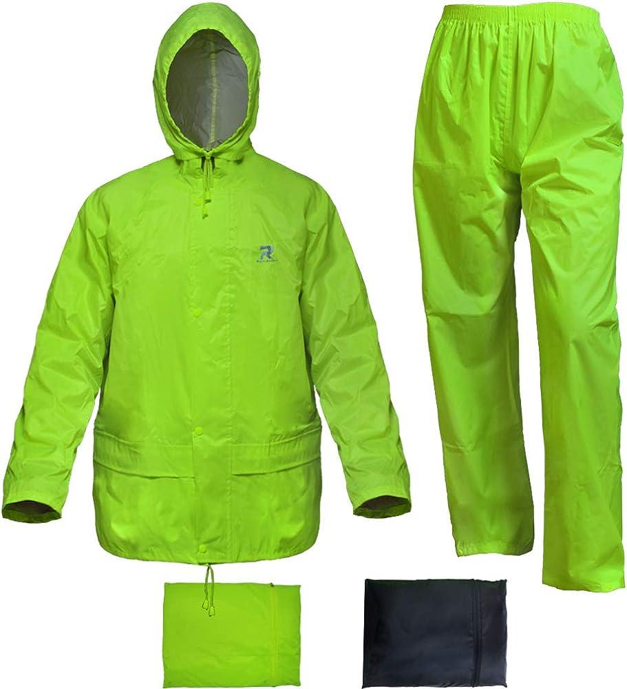 RainRider Lightweight Rain Suit