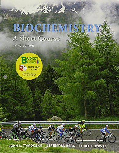 Biochemistry:Short Course (Looseleaf)