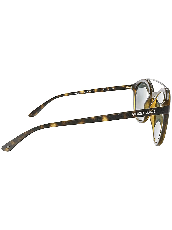 ac80ffffe9 Amazon.com  Giorgio Armani Womens Sunglasses (AR8083) Tortoise Grey  Plastic