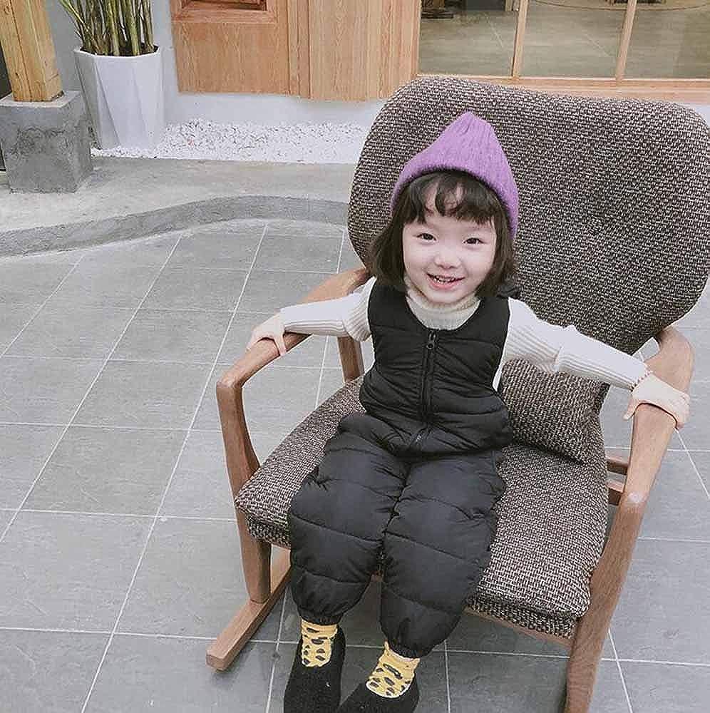 Pantaloni Bavaglino da Sci Unisex da Bambina