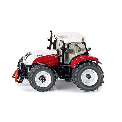 Amazon com: GSHWJS Car Model Steyr Tractor Car Model Boy Toy