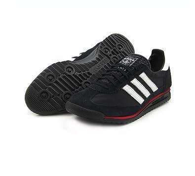 online retailer d34ae 6d750 adidas SL 72 Samba Gazelle Retro Sneaker Originals Herren 38 Schwarz -  associate-degree.de