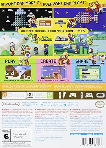 Review Super Mario Maker – Nintendo Wii U