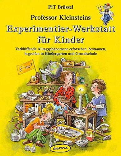 Professor Kleinsteins Experimentier-Werkstatt für Kinder: Verblüffende Alltagsphänomene erforschen, bestaunen, begreifen in Kindergarten, Grundschule und zu Hause