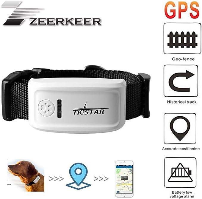 ZEERKEER Pet Tracker