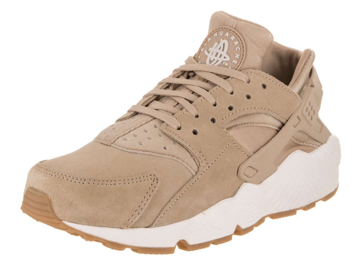 NIKE Men's Air Huarache Running Shoes B0761VL77C 6.5 M US|Mushroom/Light Bone-sail-gum Beige