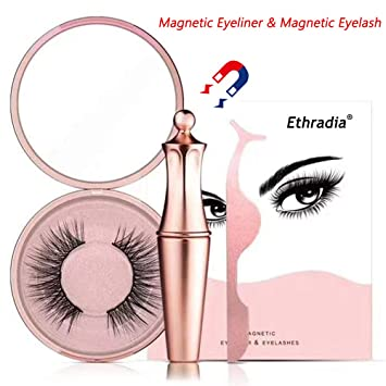 4a2396a23ef Magnetic Eyeliner With Magnetic Eyelashes, Magnetic Lashliner For Use with  Magnetic False Lashes: Amazon.ca: Beauty