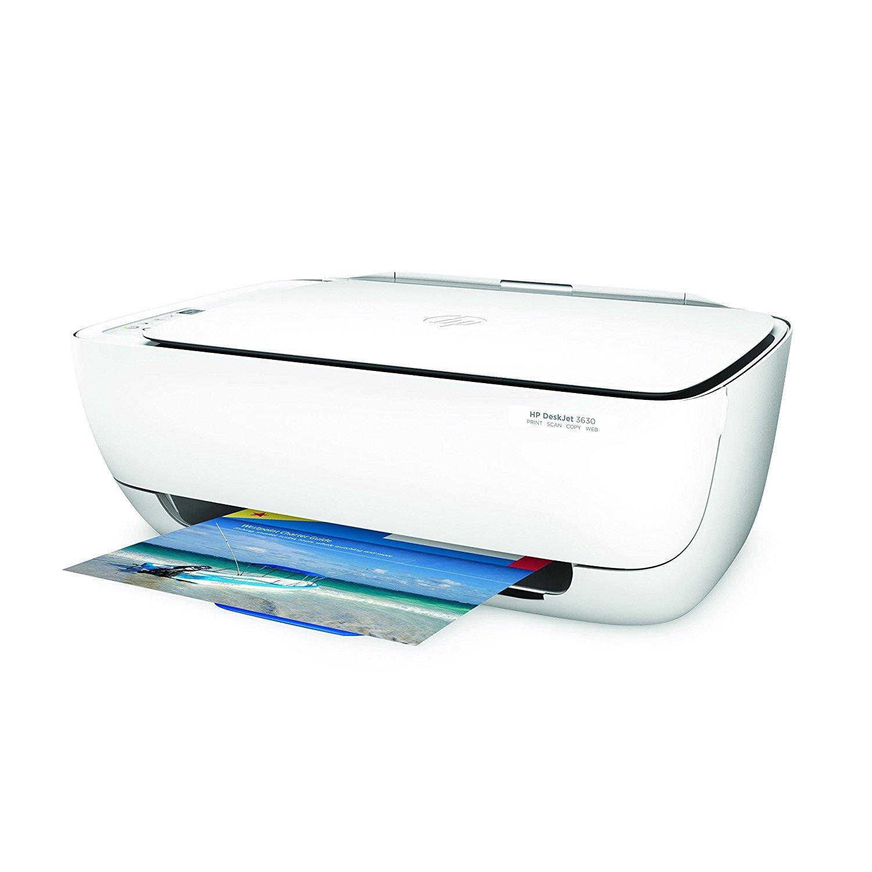 Impresora Todo en uno HP Deskjet 3630 con tintas para Inicio ...