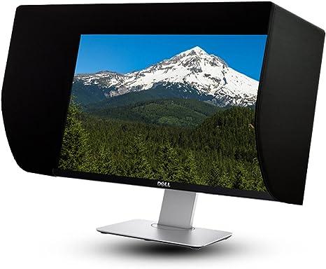 iLooker 22E 21~22 Inch LCD LED Video Monitor Hood Sunshade Sunhood ...