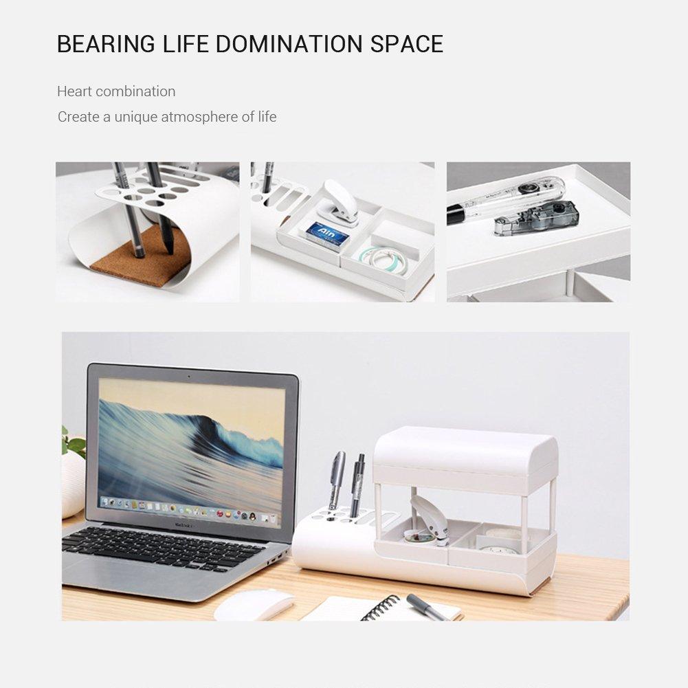 Neborn Büro-Desktop kann Briefpapier Aufbewahrungsbox genäht werden B07MZMMH8C | | | Guter Markt  f1db7e