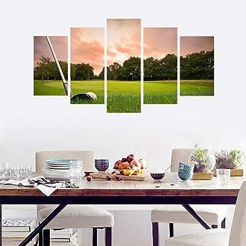 Kss Decoración De Interiores Pintura Campo De Golf Oficina