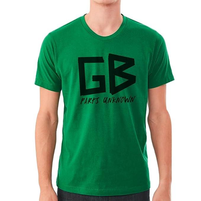GB Parts Unknown Green T-Shirt XL