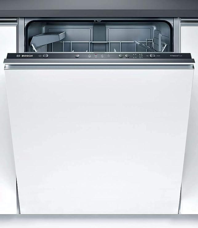 Bosch SMV41D10EU lavavajilla - Lavavajillas (Totalmente integrado, Color blanco, Botones, 48