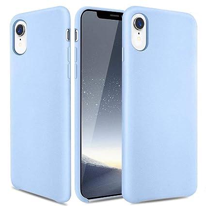 Amazon.com: Carcasa de silicona para iPhone.: Cell Phones ...