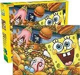 Aquarius Sponge Bob Square Pants Jigsaw Puzzle (500 Piece)
