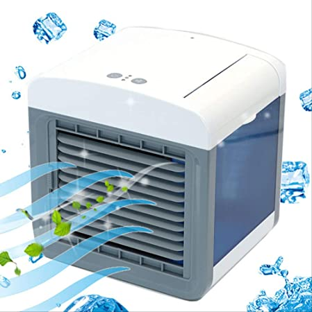 Mini Aire Acondicionado Portátil Ventilador De Enfriamiento De ...