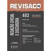 Redação Oficial e Discursiva. 483 Questões Comentadas, Alternativa por Alternativa - Coleção Revisaço
