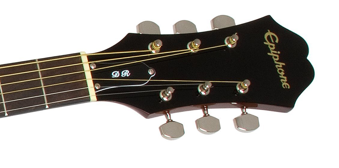 e6b698a1158 Amazon.com: Epiphone DR-100 Acoustic Guitar, Natural: Musical Instruments