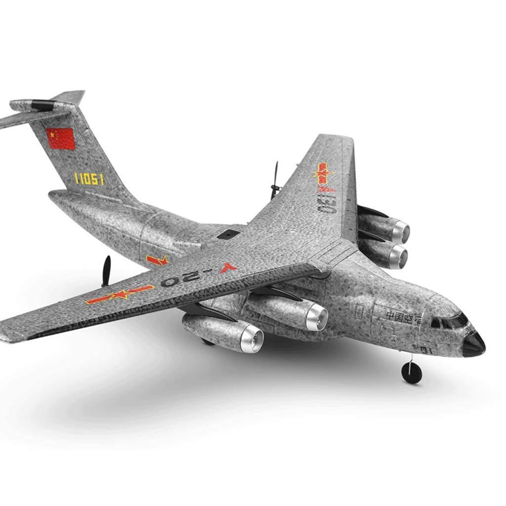 AXJJ RC Flugzeug Transportflugzeug 3CH Fernbedienung Hubschrauber Flugzeug Flugzeug Segelflugzeug Im Freien Flugzeug EPP Festflügel Fernbedienung Flugzeug Modell Spielzeug Start Landung Drohne