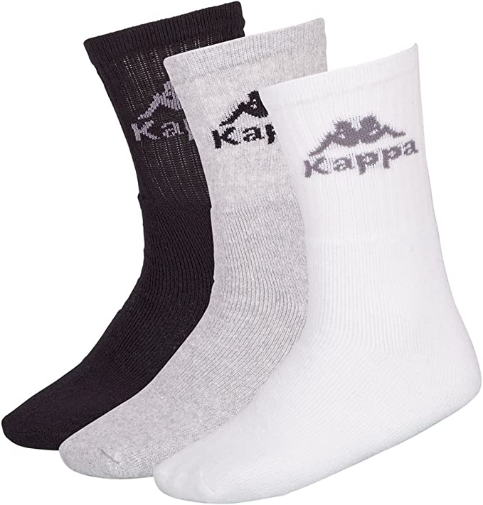 Kappa Socken Australien 3 (3er Pack) Calcetines, Hombre: Amazon.es ...