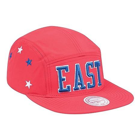 Amazon.com   Mitchell   Ness NBA All Star East Retro Stars Camper 5 Panel  Snapback Cap Hat   Sports   Outdoors b0438a7b919