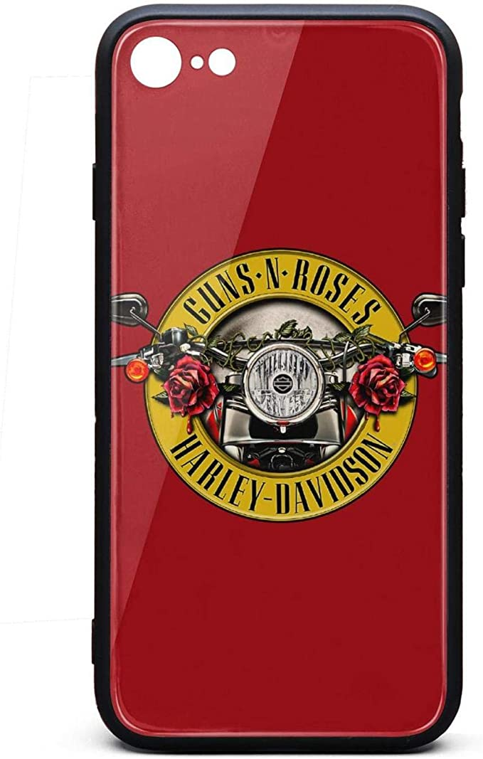 Coque pour iPhone 6/6s Plus Guns-N'-Roses-Logo-Harley-Davidson ...