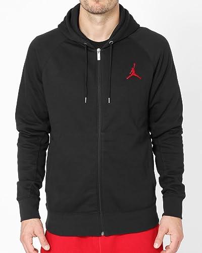 Sudadera con capucha Nike Jordan Jumpman Brushed Full-Zip ...