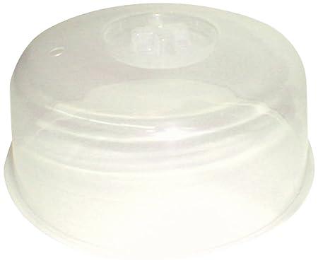 Plast Team 31210800 Microondas Tapa Diámetro Aprox. 24, 4 cm ...