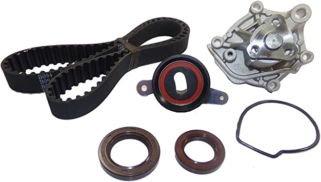 Prelude // 2.0L // SOHC // L4 // 12V // 1955cc // A20A1 BS A20A3 DNJ TBK205AWP Timing Belt Kit with Water Pump for 1985-1989 // Honda//Accord BT