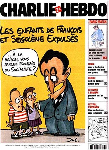 Magazines : Charlie Hebdo