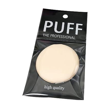 BB Cream Flawless Maquillaje Fundación Suave Polvo Facial Puff Cosmético Suave Esponja Cojín de Aire